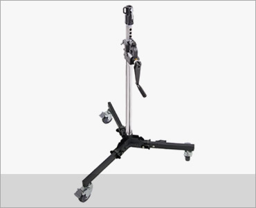 KUPO Grip 2 SCT LOW BASE WIND-UP STAND