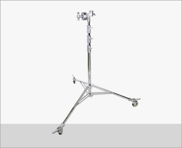 KUPO Grip MEDIUM OVERHEAD ROLLER STAND