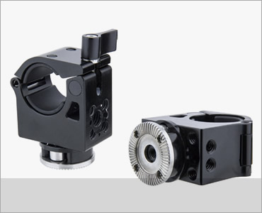 KUPO Grip UNIVERSAL GIMBAL CLAMP WITH ARRI ROSSETTE (M6)