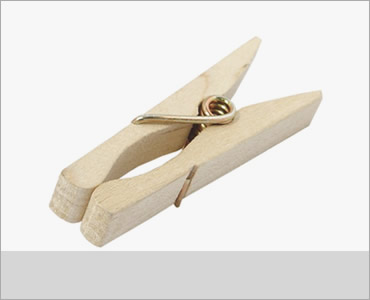 KUPO Grip WOODEN TYPE C47 CLOTHESPIN