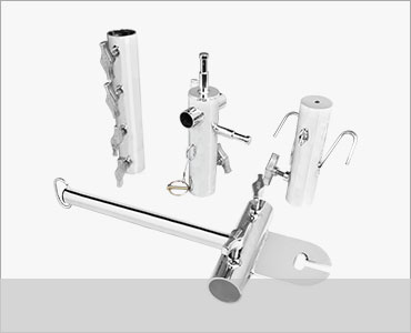 KUPO Grip PIPE BOOM RIG KIT