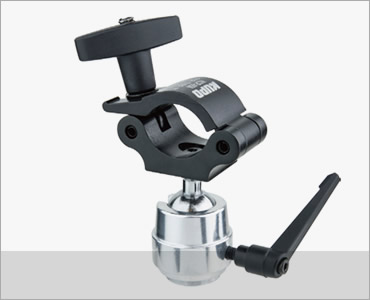 "KUPO Grip 2""COUPLER W/ HEAVY DUTY BALL HEAD"