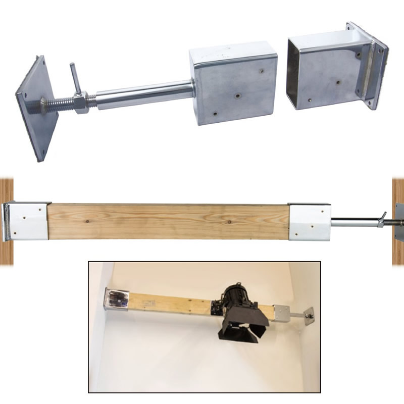 "KCP-724 / Wall Spreader 2"" x 4"""