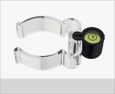 KUPO Grip BUBBLE LEVEL CLAMP TUBE