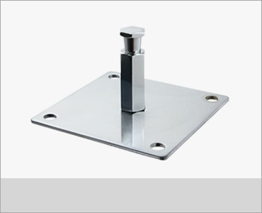 KUPO Grip 100MM SQUARE MOUNTING PLATE