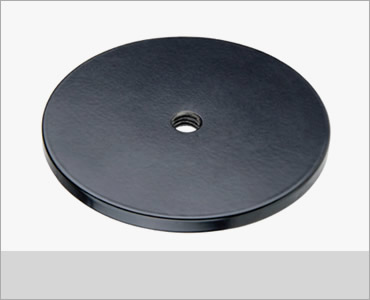 "KUPO Grip ROUND PLATE W/ 3/8""-16 FEMALE THREAD"