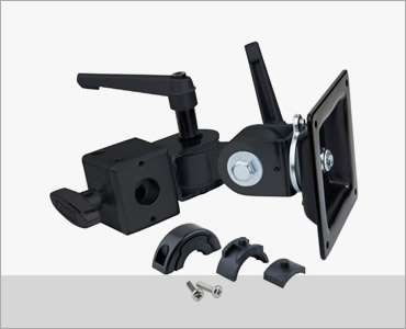KUPO Grip MONITOR ARM W/ BABY RECEIVER