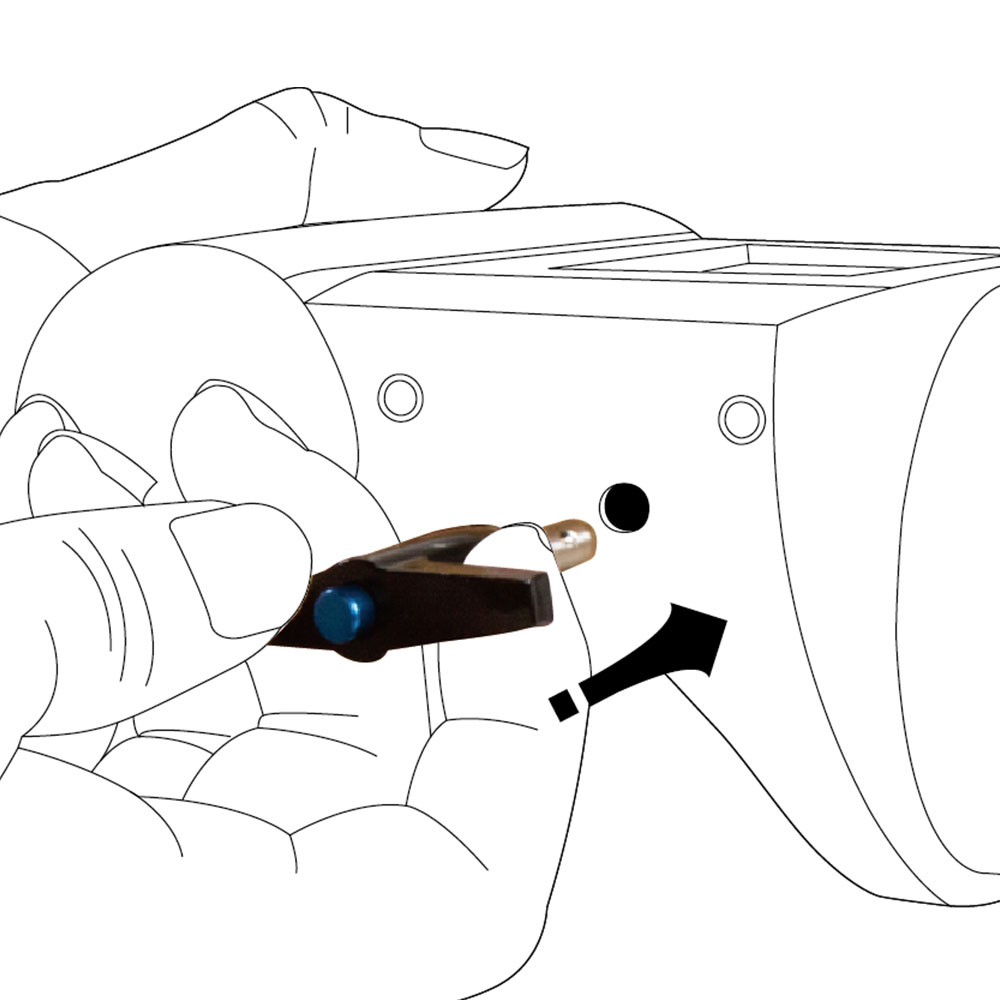 KS-700 Quick Release Safetypin for ARRI WCU-4