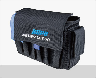 KUPO Grip A.C. BAG & MONITOR BAG & GEL ROLL & GLOVE