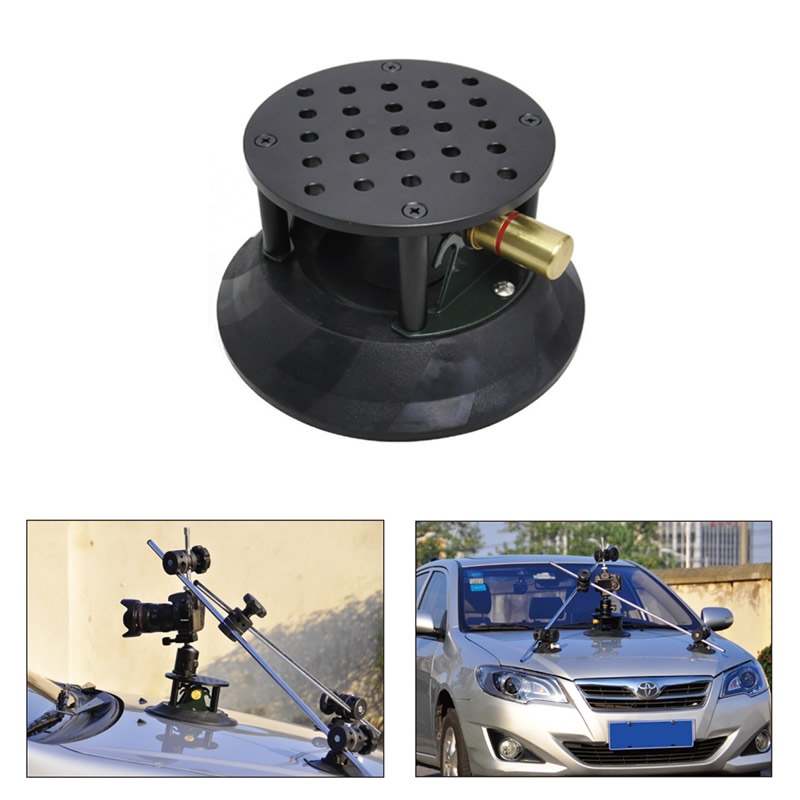 "KSC-102 / 10"" Vacuum Suction Cup w/ Cheese Plate"