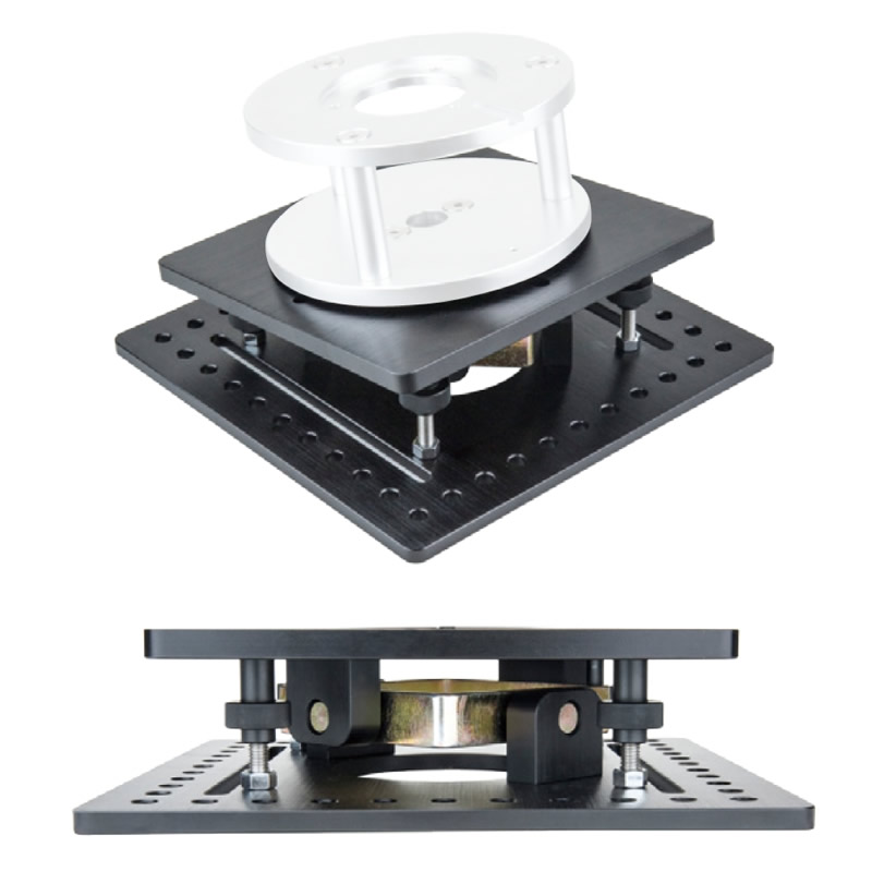 KSC-170 / MITCHELL 4 WAY LEVELING CAMERA MOUNT